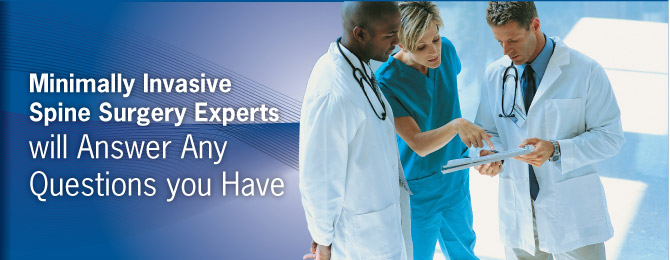 spine surgery experts